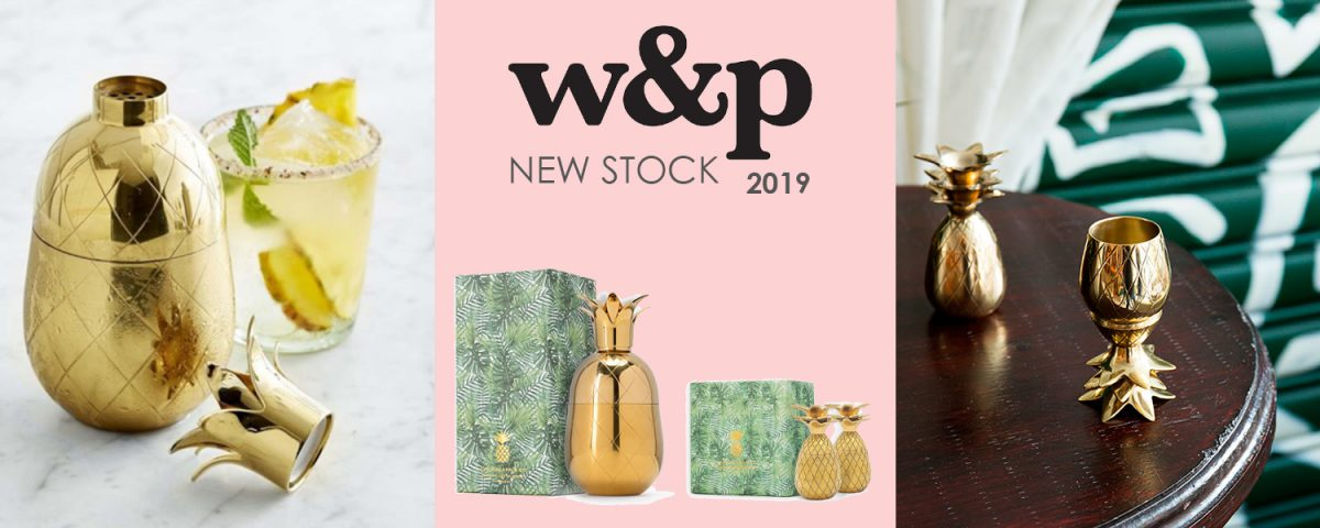 W&P Banner 2019 - New Stock