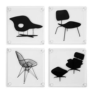 46830 Eames Chair Coasters S4 2